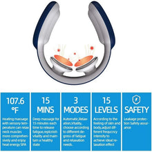 Load image into Gallery viewer, NeckBc™ Smart Electric Neck Massager