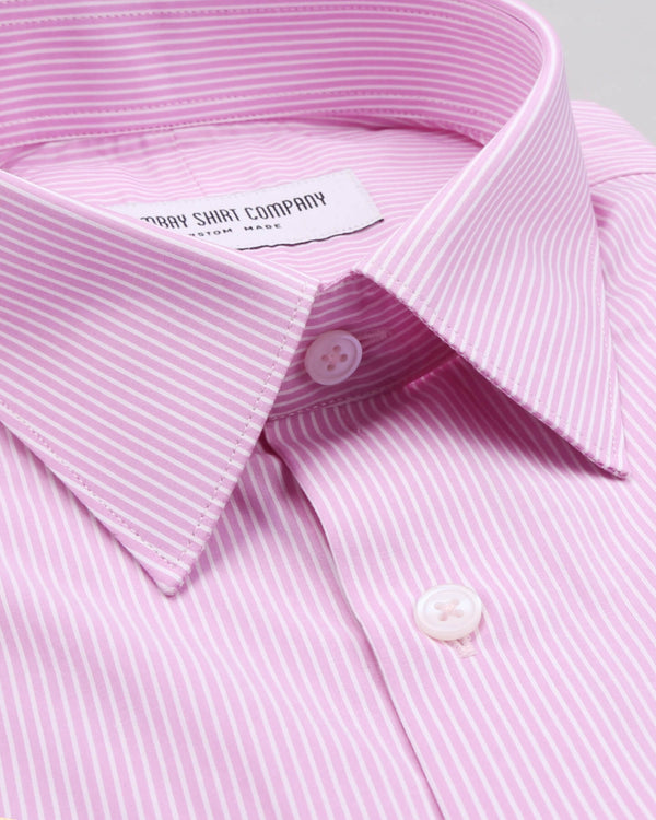 Pinstriped Pink