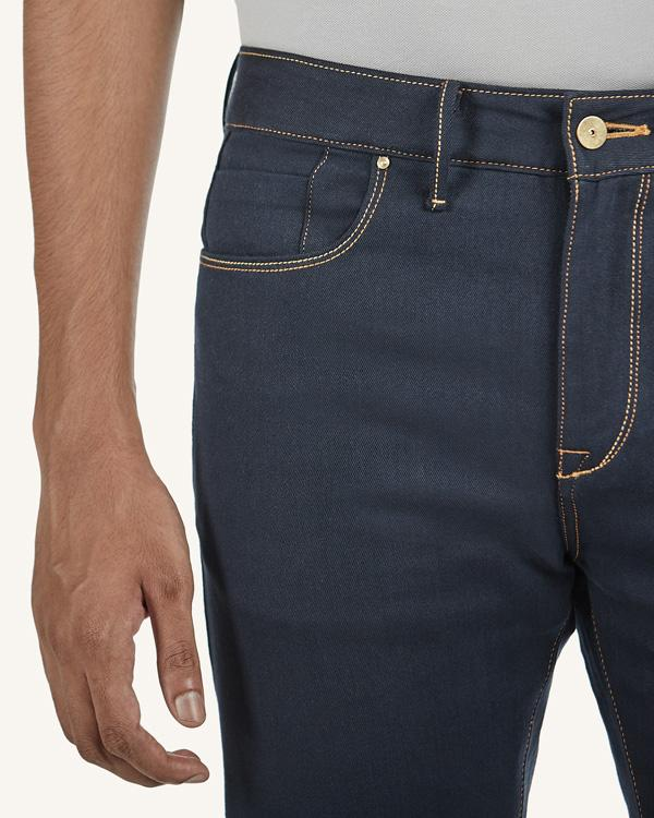 Overcast Luxe | Stretch Selvedge Jeans