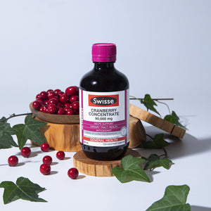 Swisse Ultiboost Cranberry Concentrate