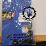 SHS 8mm Low Profile Bushings
