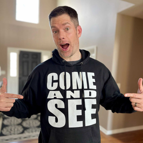 """Come And See"" Chosen Hoodie (Limited Edition)"