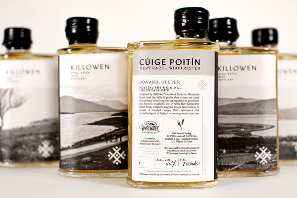 Killowen Cúige Poitín Collection - Killowen Kult - VIP