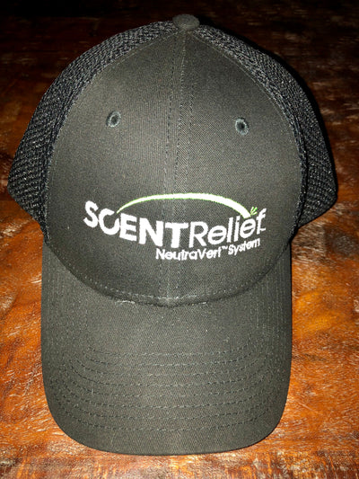 ScentRelief® Black Cap