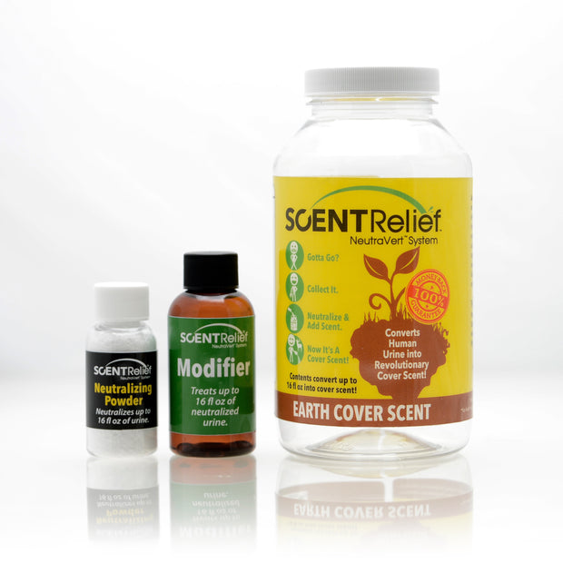 ScentRelief® Earth Cover Scent