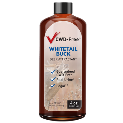 CWD-Free™ Whitetail Buck