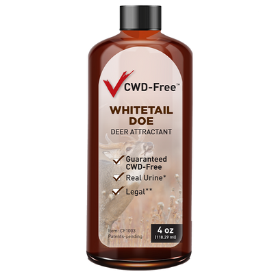 CWD-Free™ Whitetail Doe