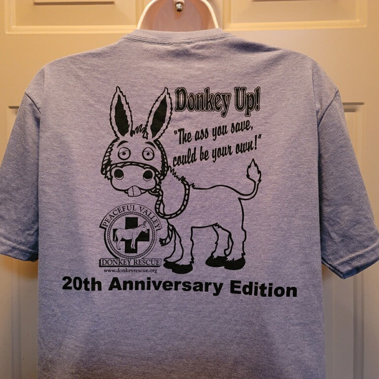 20th Anniversary Throwback T-shirts