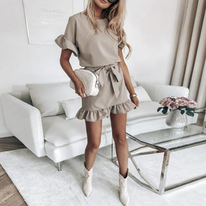 LILA MINI DRESS