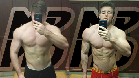 MK2866 Ostarine Before and After Results