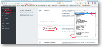 How to Add Stripe to take credit cards