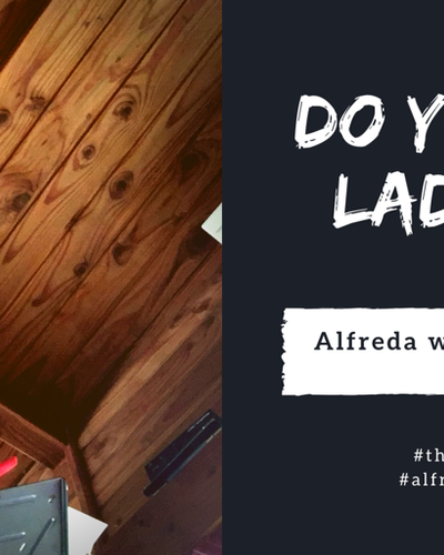 Selling ladders? Scaffolding? Cherry pickers? Alfreda can help