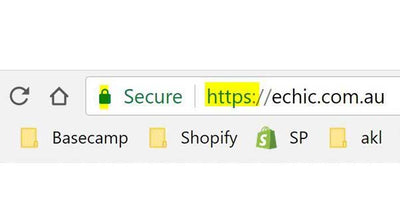 SSL Certificates for your Shopify site- Ignore emails trying to sell you one!