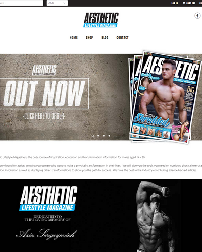 Aesthetic Lifestyle Magazine