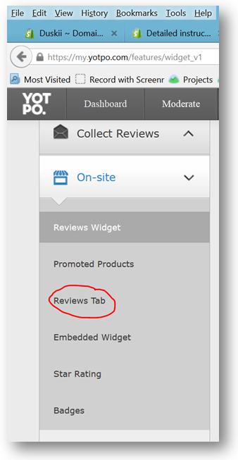Adding Yotpo Reviews to Shopify