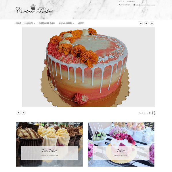 Couture Bakes image