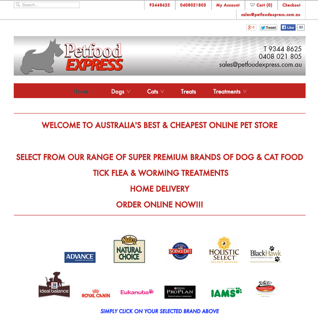 Petfood Express