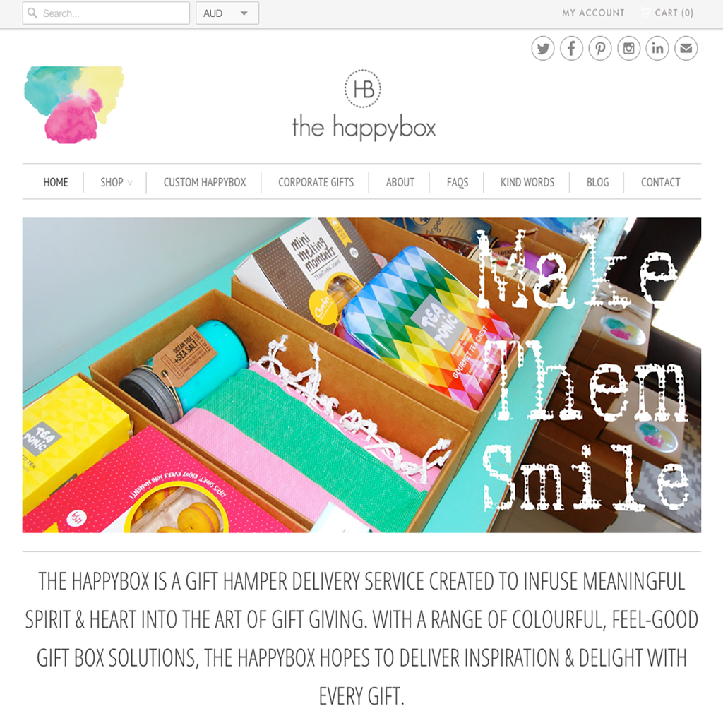 The Happybox