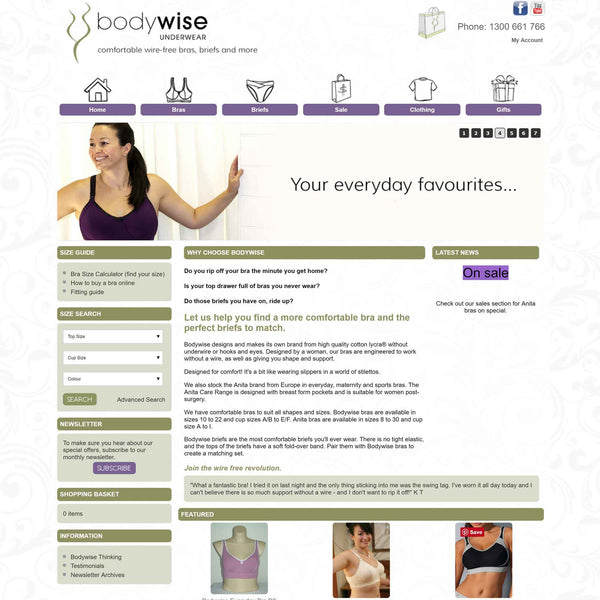 Bodywise Before