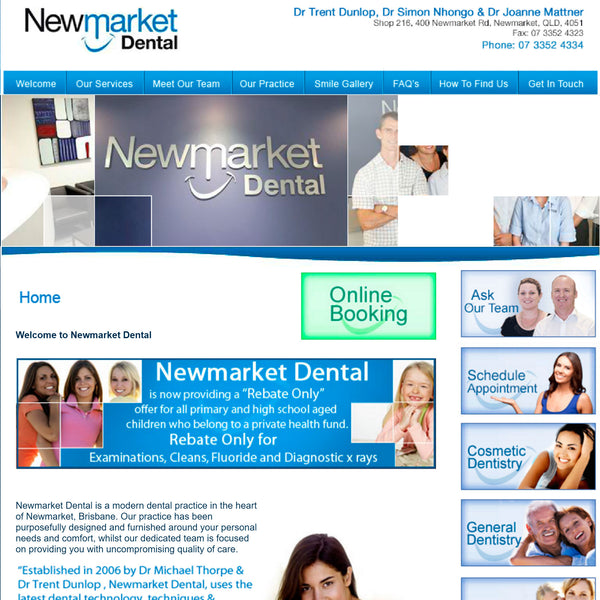 Newmarket Dental - Before & After