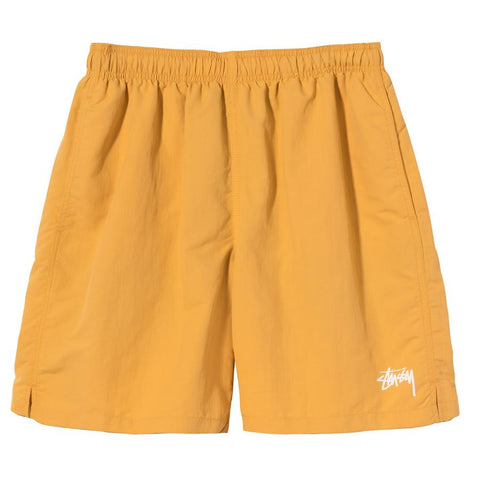 Stüssy Stock Water Short yellow