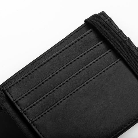 Carhartt WIP Coated Billfold Wallet black