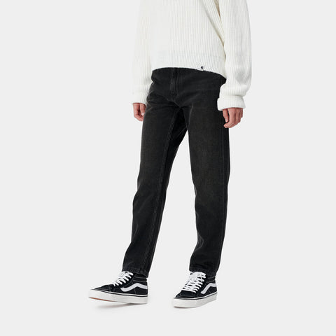 Carhartt WIP Page Carrot Ankle W Pant arcata black