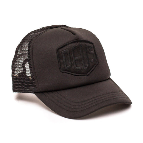 Deus Ex Machina Baylands Trucker black