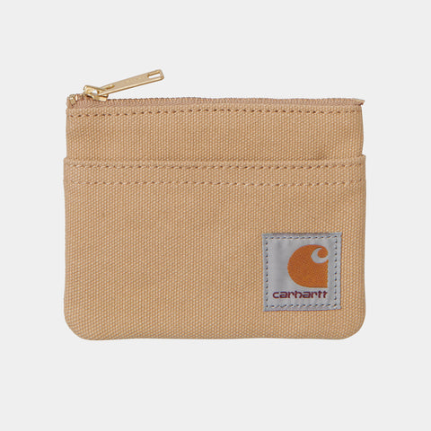 Carhartt WIP Canvas Wallet dusyt