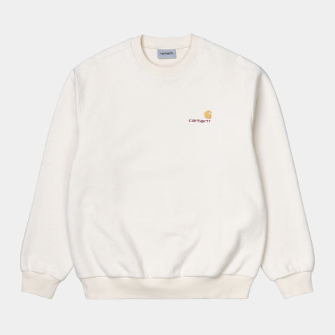 Carhartt WIP Contra Sweat natural