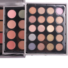 Load image into Gallery viewer, MISS ROSE Make Up Matte 94 Color Eye Shadow 12 Color Concealer 12 Color Lipstick Paste Color Eyeshadow Pallete Makeup Kit Cosmetics Set