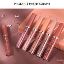Load image into Gallery viewer, Sexy Matte Lipstick Makeup 12 Colors To Choose Nude Long Lasting Pigment Waterproof Nutritious Velvet Lips Stick Cosmetic for Women