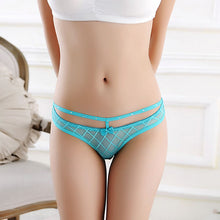 Load image into Gallery viewer, New Design T-Back Thong G-string Transparent Panty