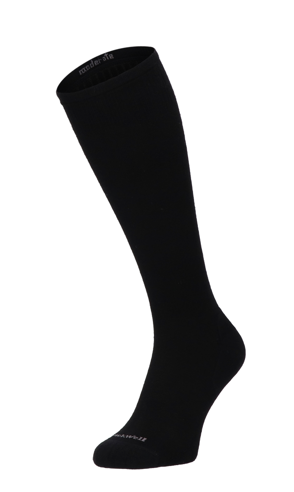 Featherweight Men Compression Socks Class 1 Black