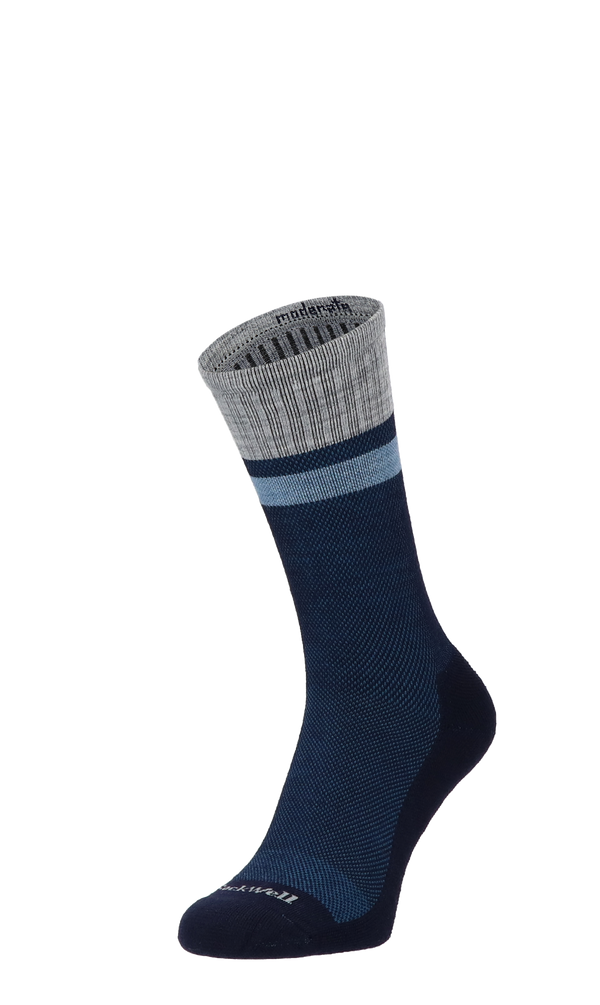 Foothold Men Compression Socks Class 1 Navy