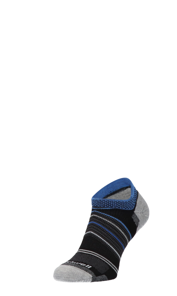 Pacer Micro Men Sports Socks Class 2 Black