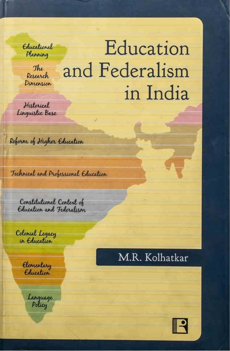 Education and Federalism in India
