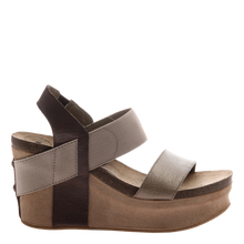 Load image into Gallery viewer, OTBT - BUSHNELL in COFFEEBEAN Wedge Sandals