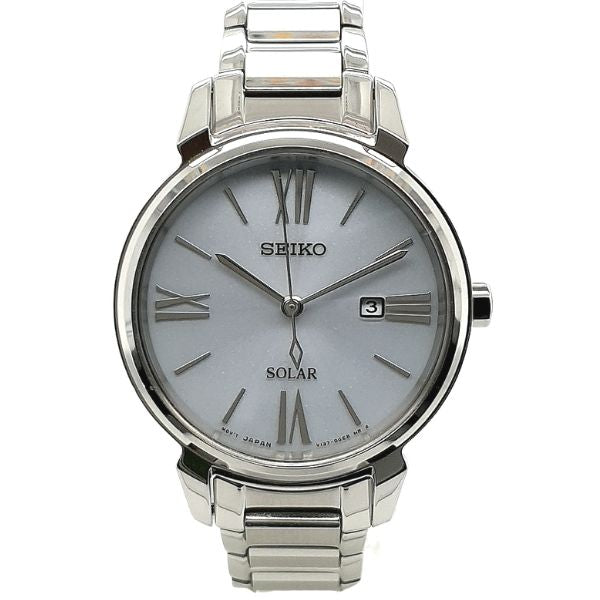 Seiko Ladies Stainless Steel Dress Watch