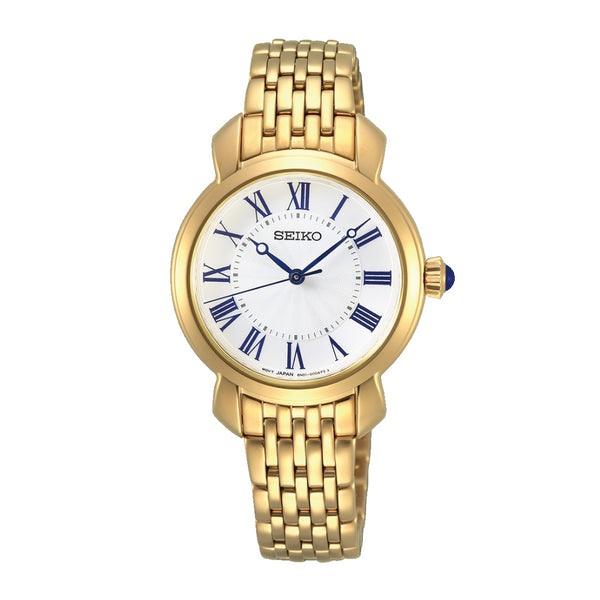 Seiko Gold Plated Ladies Gold Dress Watch