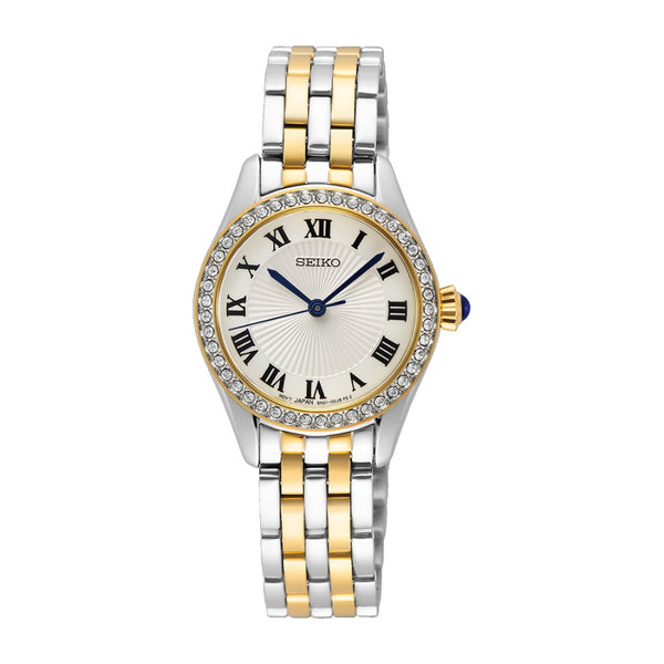 Seiko Two Tone Ladies Dress Watch
