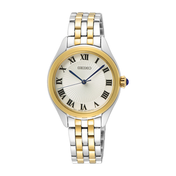 Seiko Ladies Two Tone Dress Watch