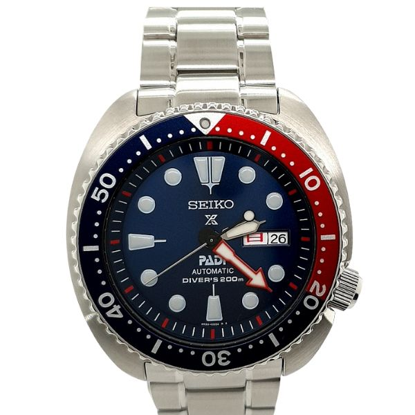 Seiko Prospex Diver Mens Automatic Watch