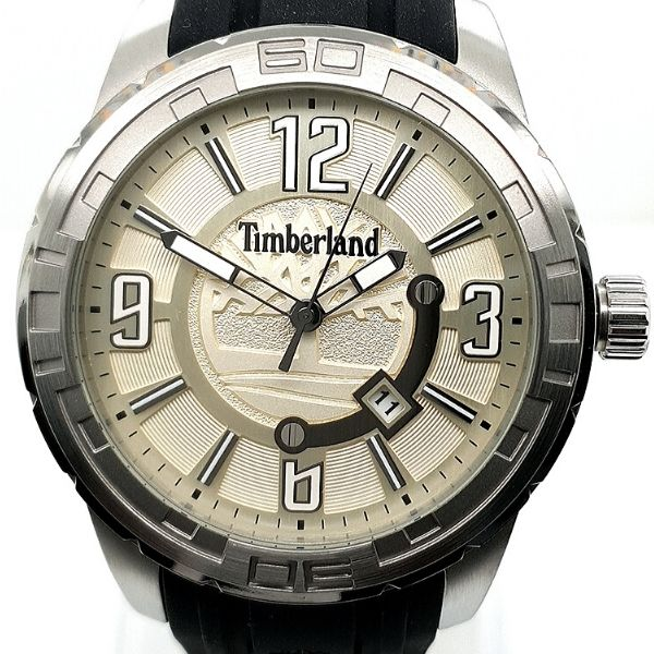 Timberland Mens Beddington Innovation Stainless Steel Sports Watch