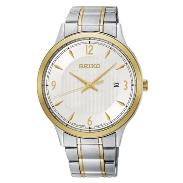 Seiko Two Tone Mens Daywear Watch