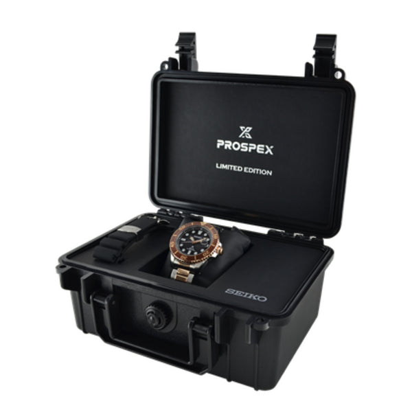 Seiko Prospex Limited Edition Mens Solar Divers Watch
