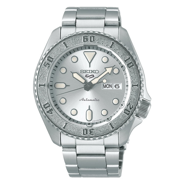 Seiko Stainless Steel Mens Sports Watch