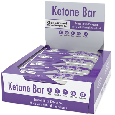 Case of 16 x Ketosource Ketone Bar (Box of 12)