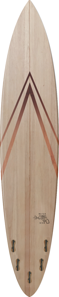 Water Gun 8'8″ - Gun Model - Kayu Surfboards
