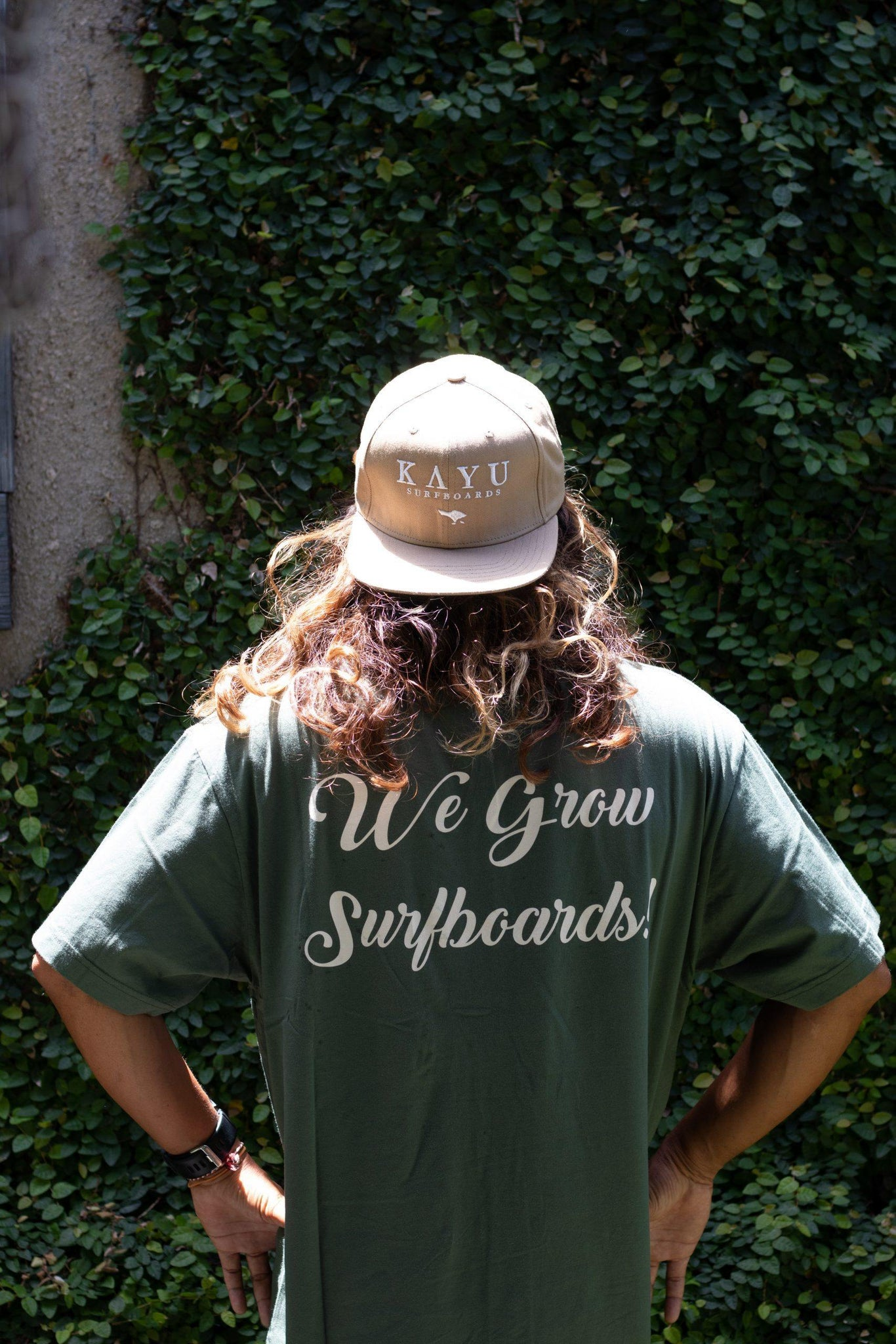 We Grow Surfboards! - Kayu Surfboards